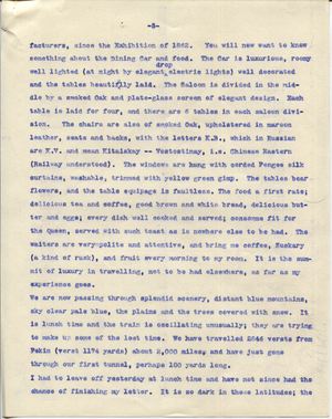 Letter from T.H. Barker to his wife Mary, 23 November 1903 p05.png