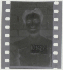 Joan Leake Hall WW2 record, NAA, mugshot neg.png