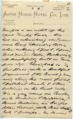 Letter from T.H. Barker to his wife Mary, 19 October 1903, p03.png