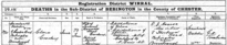 Death certificate of Clara Croskery.png