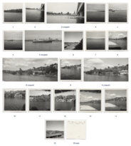 Set of 15 square photos mostly from the Swan River - grid.png