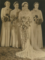 Bride and bridesmaids at Margaret and Peter's wedding.png