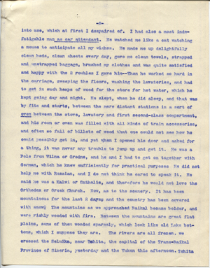 Letter from T.H. Barker to his wife Mary, 23 November 1903 p08.png