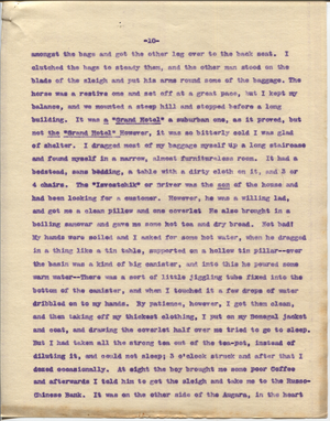 Letter from T.H. Barker to his wife Mary, 23 November 1903 p10.png