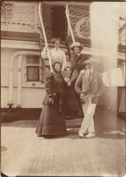 Marian-croskery-and-three-others-on-a-ship-c1902 35929381332 o.png