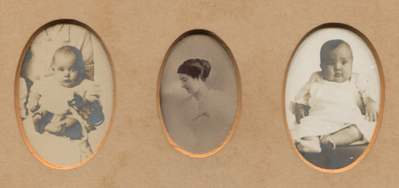 Helen Hall with probably Margaret and Constance, c.1915, cropped and scaled.png