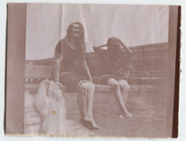Two women at river swimming baths (full).png