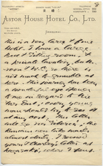 Letter from T.H. Barker to his wife Mary, 19 October 1903, p08.png