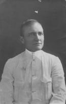 Aubrey Hall portrait, Cossack, black and white crop.png