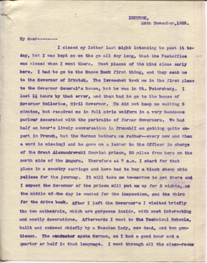 Letter from T.H. Barker to his wife Mary, 23 November 1903 p12.png