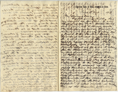 Letter from T.H. Barker to his wife Mary, 3 November 1903, p1 (small).png