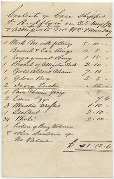 Contents of case shipped 1876-05-25.png