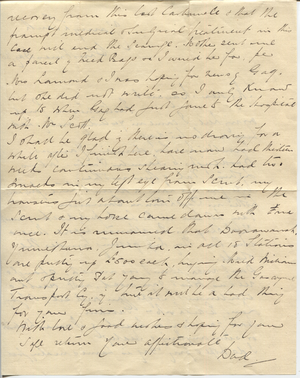Letter from Aubrey Hall to Margaret Hall, 1935-12-25, p2.png