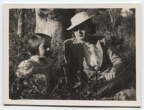 Woman and child in the bush.png