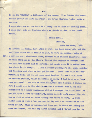 Letter from T.H. Barker to his wife Mary, 23 November 1903 p09.png