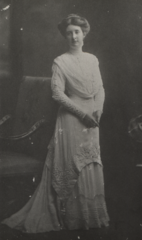 Helen Rose Lodge, wedding day, cropped.png