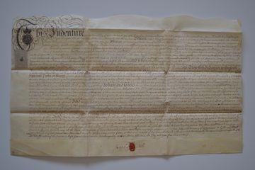 Joseph Hill's indenture certificate.jpg