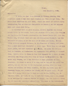 Letter from T.H. Barker to his wife Mary, 3 December 1903 p01.png